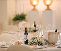 Masseria Montalbano - La cura dei particolari nella tavola
