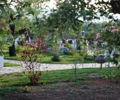 Casale del Murgese - Il giardino