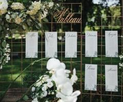The V. Event Design - Per rendere unica l'atmosfera delle nozze