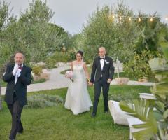 Casale del Murgese - Gli sposi tra gli ulivi