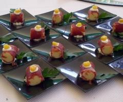 Finger food per il matrimonio