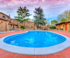Villa Valente - Piscina del Bed & Breakfast