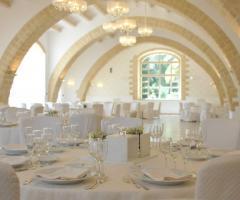 L'Oasi di Claire - Sale interne per il ricevimento di nozze a Foggia