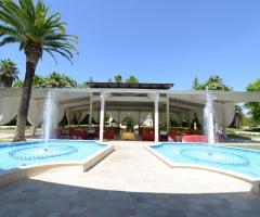 I Giardini della Corte - Villa con piscina a Matera