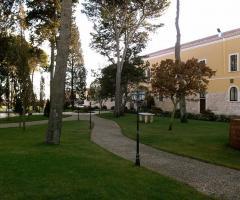 Casa Isabella - Il parco della location