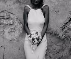 Attimi autentici - Il bouquet della sposa