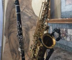 Duo Giancarlo Music - Il sax