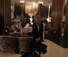 Sax Blond Letizia Brunetti - Eden Roc Hotel Miami