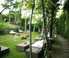 La Terra degli Aranci - Giardino per il ricevimento di nozze