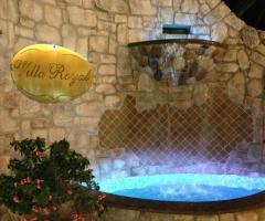 Villa Royal - Le Cascate - Giochi d'acqua della location di nozze