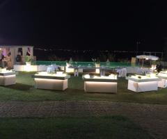 Masseria Santa Teresa -  Allestimento per il buffet di sera