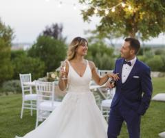 Manfredi Ricevimenti - La felicità degli sposi