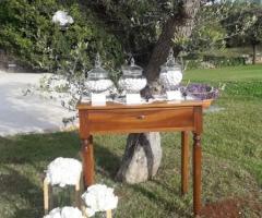 Villa Cenci - L'angolo della confettata