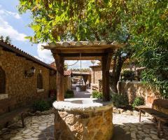 Villa Valente - Il pozzo