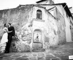 Foto matrimonio a Fucecchio - Qualcosa di Blu