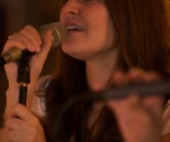 La cantante Miriam per serate musicali