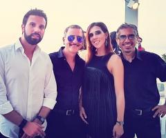 Karma Music - il quartetto al completo