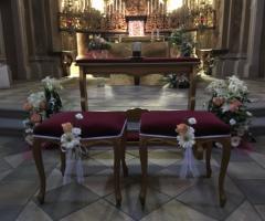 Bang Bang Wedding - La cura dei particolari per gli addobbi floreali