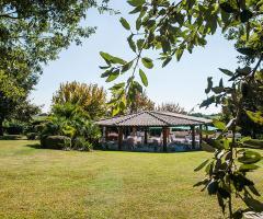 Villa Valente - il gazebo