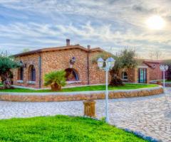 Villa Valente - Esterno dellla villa