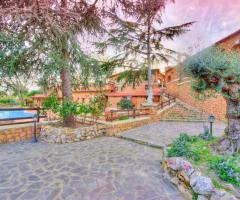 Villa Valente - Entrata alla villa
