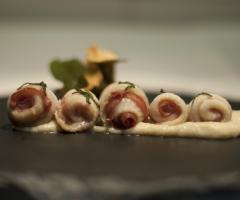 Hotel Helvetia & Bristol - Piatto preparato per il menu di nozze