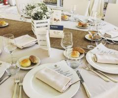 MaVa Events - Allestimento in bianco