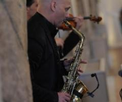 Sax per il matrimonio - Open Project Bari