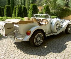 Noleggio auto d'epoca a Cassano Delle Murge