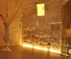 Interni rustici di Tenuta la Vallonea