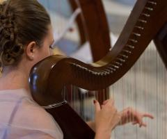 Jennifer Celtic Harp