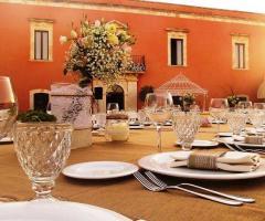 Masseria Cariello Nuovo -  Dettagli della tavola