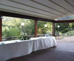 Borgo La Fratta - Ampi spazi per la festa di nozze
