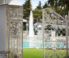 Lo Smeraldo Ricevimenti - Una vista della piscina