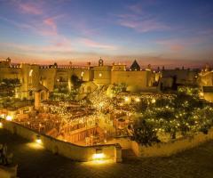 Borgo Egnazia - Allestimento serale