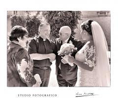 Studio Fotografico Dino Mottola - I genitori della sposa