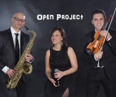 Open Project - Trio musicale