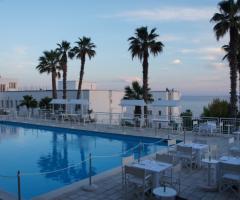 Grand Hotel Riviera - Vista panoramica della piscina