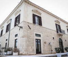 Palazzo Filisio Hotel Regia Restaurant - La location d'inverno