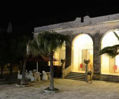 Tenuta Montenari - Entrata della tenuta per matrimoni