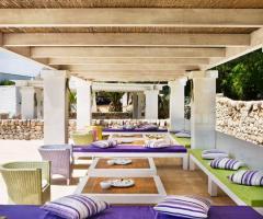 Villa Cenci - L'angolo relax