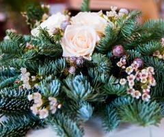 Fiori foglie e follie - Matrimonio a Parma