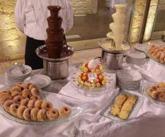 Relais il Santissimo -  Buffet dei dolci