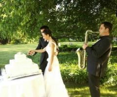 Musica per taglio wedding cake