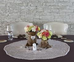 Mama Casa in Campagna - Tavolo per il ricevimento