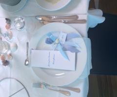 Exclusive Puglia Weddings - Allestimento per la prima Comunione