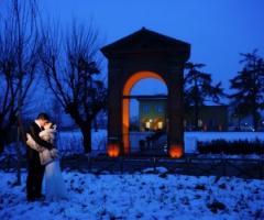 Villa Aretusi - Location di matrimonio di sera