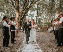 Exclusive Puglia Weddings - Una banda per gli sposi