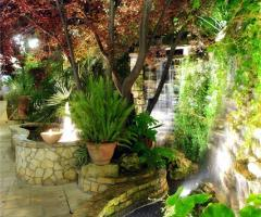 Grotta del Conte - Giardino della location di nozze