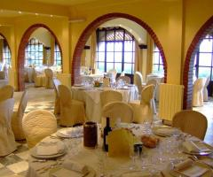 New Antica Rocca Donwivar - La bellissima sala interna